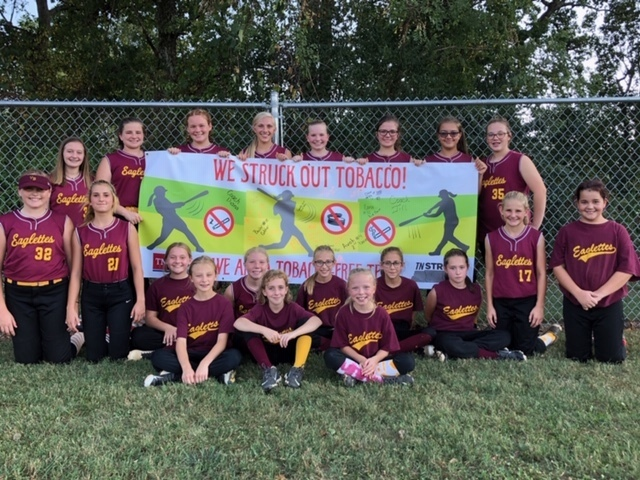 Middle School Softball Team