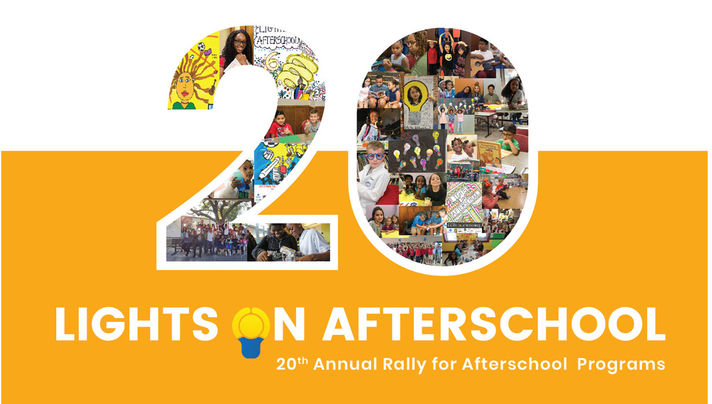 Lights on Afterschool Graphic